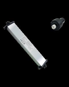 UvC Xclear Ballast Amalgaam 40/80W incl. contrakoppeling