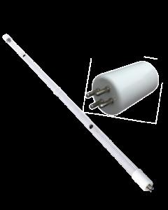 UvC Amalgaam Air Aqua T5 GPHVA885T5L/4P
