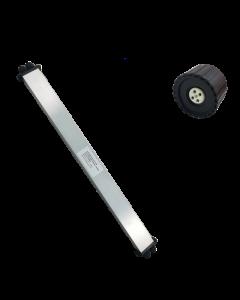 UvC Xclear 130 watt amalgaam T6 ballast