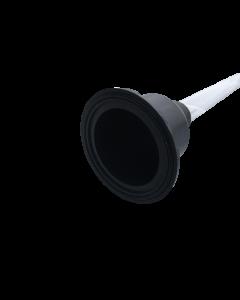 UvC Filtreau kwartsglas Ø25mm - L=415mm (20140/50800)