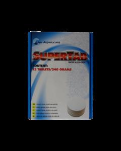 SuperTab - Chloordioxide - 12 Tabs x 20 gram - 10%