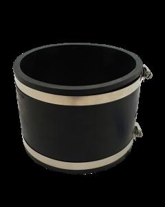 Flexibele rubber sok/mof  200mm