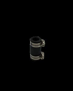 Flexibele rubber sok/mof 20mm