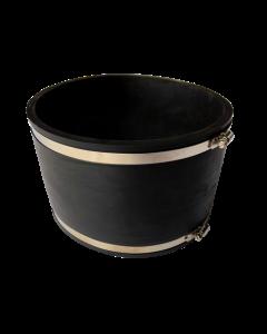 Flexibele rubber sok/mof 250mm