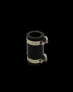 Flexibele rubber sok/mof 32mm