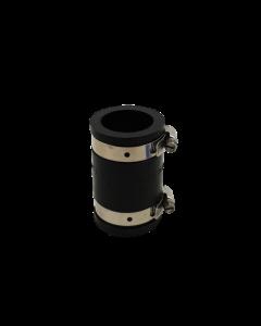 Flexibele rubber sok/mof 40mm