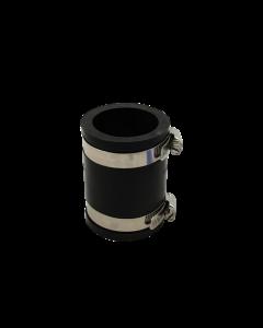 Flexibele rubber sok/mof 50mm