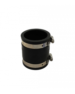 Flexibele rubber sok/mof 63mm