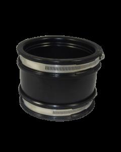 Flexibele EPDM sok/mof 125mm