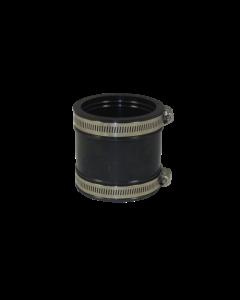 Flexibele EPDM sok/mof 63mm
