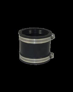 Flexibele EPDM sok/mof 90mm